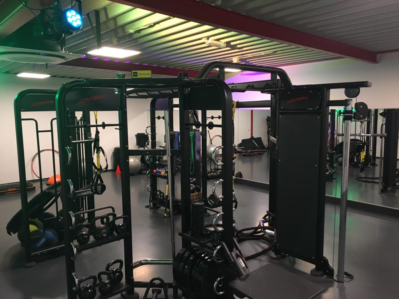 Fitness apparatuur