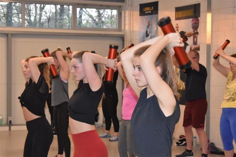 Fitness Eerbeek, Groepsles