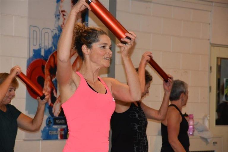 Groepsles fitness Eerbeek