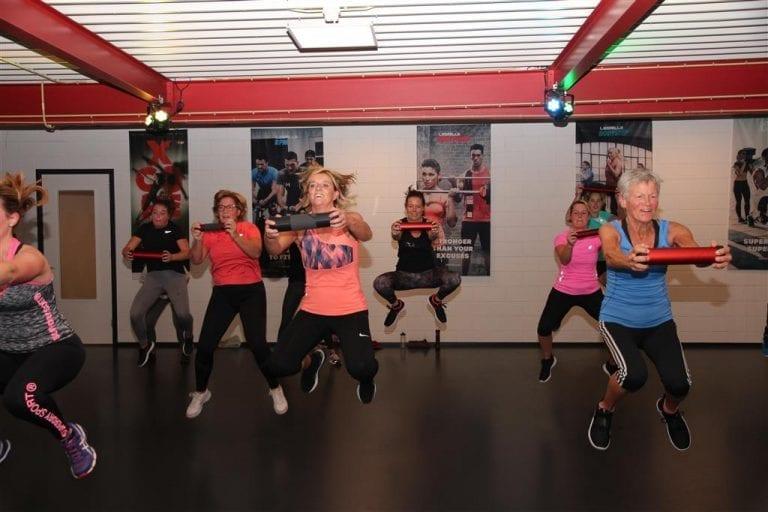 Groepsles in Fitness Twello