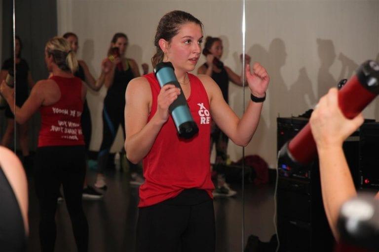 Groepsles geven in sportschool Twello